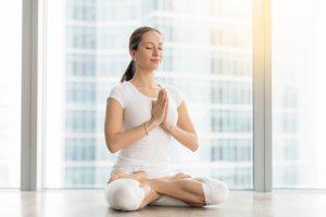 Cesta k podpoře početí – hormonální jóga